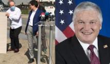 """Pesedistul Bădulescu a turbat în urma discursului ambasadorului SUA: """"Voi cere azil politic!"""""""