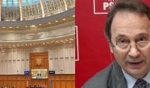 Parlamentarii au mimat eliminarea pensiilor speciale. Proiectul de lege va pica la CCR