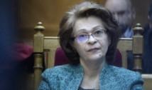 Situație năucitoare la ÎCCJ. De ce nu a mai dorit președinta Cristina Tarcea un nou mandat, abandonând instanța supremă în mâinile grupării Savonea?