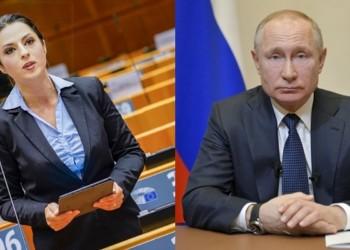 """Ramona Strugariu cere """"blocarea unor proiecte strategice pentru Putin, precum Nord Stream 2"""". 162 de personalități de la nivel european, scrisoare către Comisia Europeană"""
