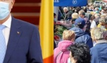 """Iohannis vine în sprijinul persoanelor în vârstă: """"Vor avea la dispoziție două intervale zilnice fie pentru cumpărături, fie pentru a face un pic de mișcare!"""""""