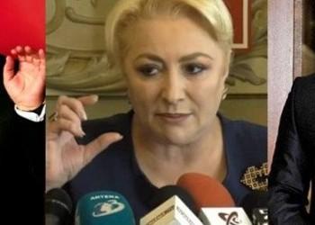 EXCLUSIV Întâlniri de taină la Kiseleff: Viorica Dăncilă i-a reactivat pe Vanghelie și Niky Scorpion pentru turul doi! S-a decis mazilirea lui Daniel Florea