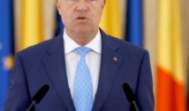 """Klaus Iohannis îl ironizează pe Meleșcanu în cazul votului din Diaspora: """"Doamne fereşte! Cum să fie domnul ministru vinovat?!"""""""