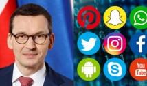 """Polonia a început ofensiva contra giganților social media. Anunțul făcut de premierul Morawiecki: """"Vom sugera adoptarea unor legi similare în toată UE!"""""""